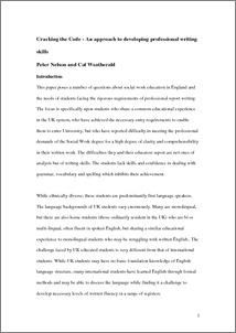 Academic Writing Skills Pdf